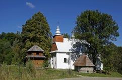 Montagnes de Bieszczady photos libres de droits