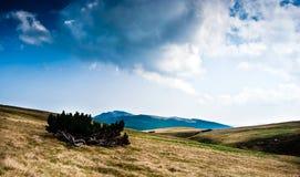Montagnes de Bucegi Photo libre de droits
