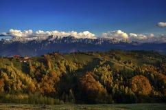 Montagnes de Bucegi Image stock