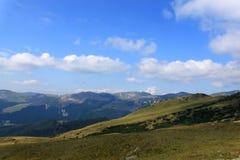 Montagnes de Bucegi Photos libres de droits
