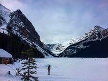 Montagnes de Canada Photo libre de droits