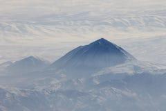 Montagnes de Caucase Images stock