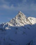 montagnes de Caucase Photographie stock libre de droits