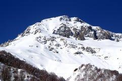 montagnes de Caucase Photos stock