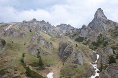 Montagnes de Ciucas Photographie stock libre de droits