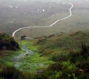 Montagnes de Cuilcagh, Cavan Photos libres de droits