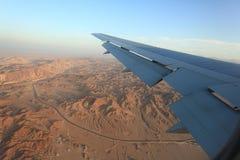 Montagnes de désert de vue Photos stock