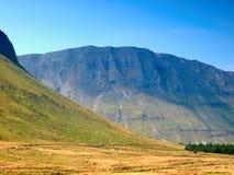 Montagnes de Dartry Photographie stock libre de droits