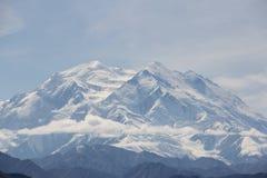 Montagnes de Denali Photographie stock