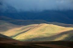 Montagnes de Drakensberg photos libres de droits