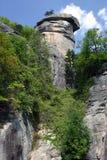 Montagnes de Géologie-Appalache Images stock