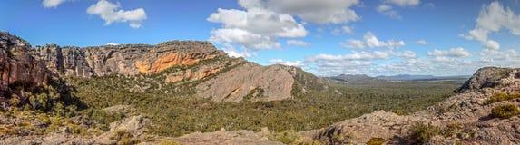 Montagnes de Grampians, Australie Images libres de droits