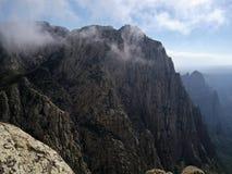 Montagnes de Haghier Photographie stock libre de droits