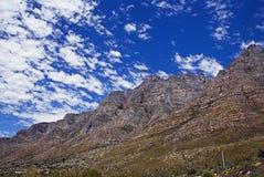 Montagnes de Hawequa Photo stock