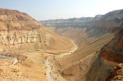 Montagnes de Judea. photos libres de droits