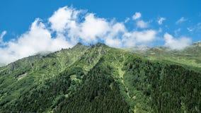 Montagnes de Kackar dans la région de la Mer Noire Karadeniz, Turquie image libre de droits