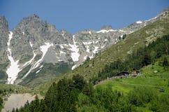 Montagnes de Kackar, Turquie photos libres de droits