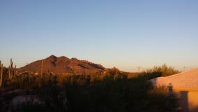 Montagnes de l'Arizona Image libre de droits