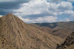 Montagnes de l'Arménie Photos libres de droits