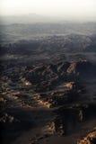 Montagnes de l'Egypte Photographie stock libre de droits