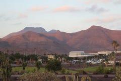 Montagnes de l'Espagne Image libre de droits