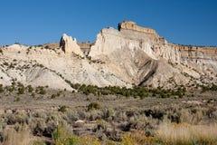 Montagnes de l'Utah Photos libres de droits