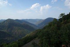 Montagnes de la Chypre image libre de droits