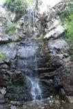 Montagnes de la Chypre image stock