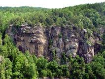Montagnes de la Géorgie Image libre de droits