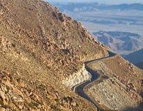 Montagnes de La Rumorosa Image libre de droits