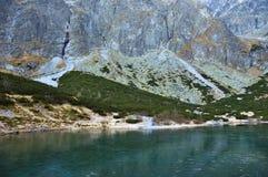 montagnes de lac Photo libre de droits
