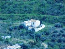 Montagnes de Malaga photos stock