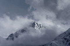 Montagnes 2 de Milou Image stock