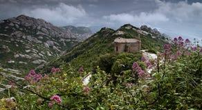 Montagnes de montserrat Image libre de droits