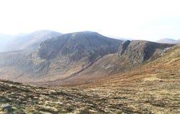 Montagnes de Mourne, Irlande du Nord Image stock