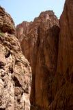 Montagnes de Moyen-Atlas Photos libres de droits