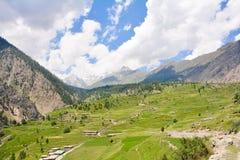 Montagnes de nature Photos stock