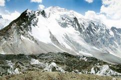 Montagnes de Pamir Images libres de droits