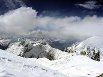 Montagnes de Pamir image libre de droits