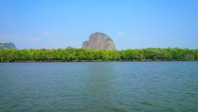 Montagnes de Phuket Image stock