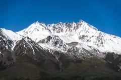Montagnes de Qilan Photo stock