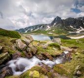 Montagnes de Rila photographie stock