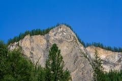 Montagnes de Sayan Photos libres de droits