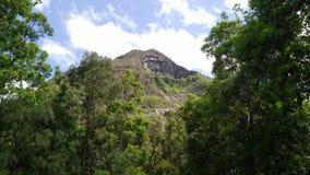 Montagnes de serre de Beerwah de bâti image libre de droits