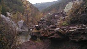Montagnes de Sespe Photos stock