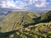 Montagnes de Simien, Ethiopie Images libres de droits
