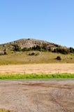 Montagnes de Tandil Image libre de droits
