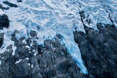 Montagnes de Tantalus Photos stock