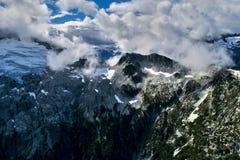 Montagnes de Tantalus Images libres de droits