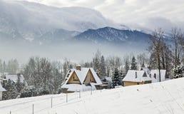 Montagnes de Tatra photo libre de droits
